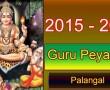 Guru Peyarchi 2015-2016 All Rasi Palan